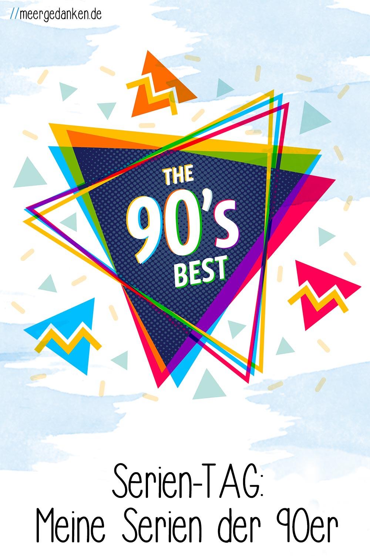 Die 1990er, damals fing für mich alles an mit den Serien. Echte Klassiker und Lieblinge kommen aus diesem Jahrzehnt.