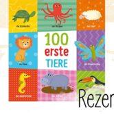 """""""100 erste Tiere"""" ist ein wunderbares erstes Bild-Wörterbuch für Kinder ab 2 Jahren oder jünger."""