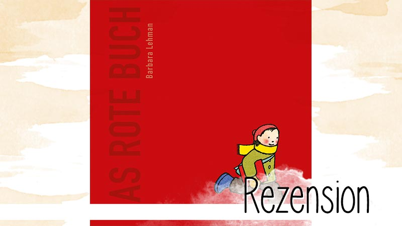 """""""Das rote Buch"""" von Barbara Lehmen ist im August 2021 im atlantis Verlag erschienen und ein reines Bilderbuch über die Magie der Bücher."""